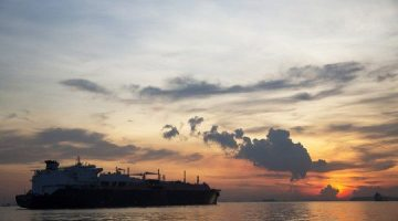 First Very Large Ethane Carriers Inaugurated in South Korea