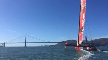 Search Called Off for Professional Solo-Sailor Missing in the Pacific