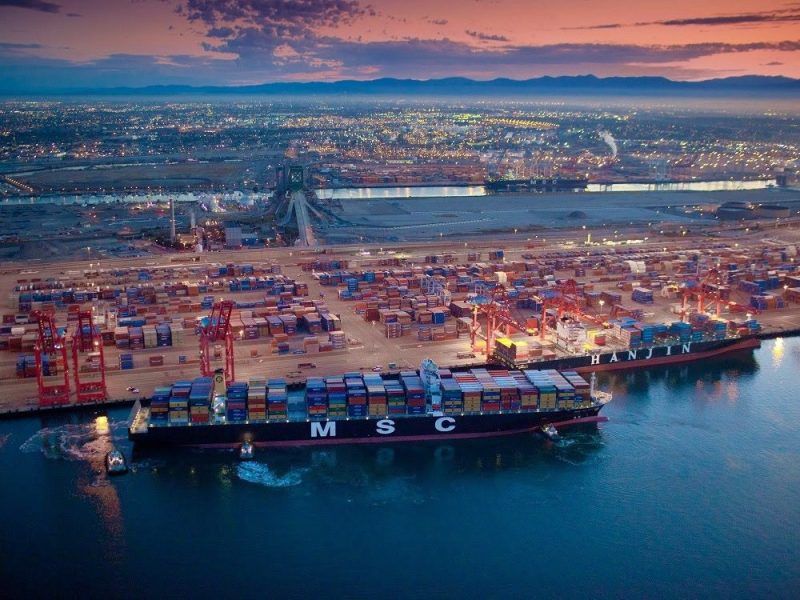 Photo credit: Port of Long Beach