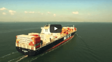 Youtuber Chases Ships with His Drone and the Footage is Spectacular