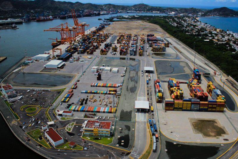port of Manzanillo, Colima Mexico