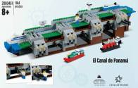 Check Out This Awesome Panama Canal LEGO Set That Actually Works