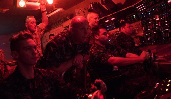 CJCS visits Naval Submarine Base Kings Bay