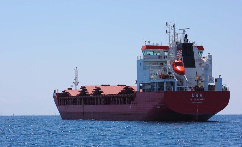 cargo bulk ship