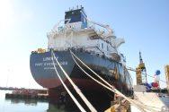 NASSCO Christens Jones Act Tanker 'Liberty'