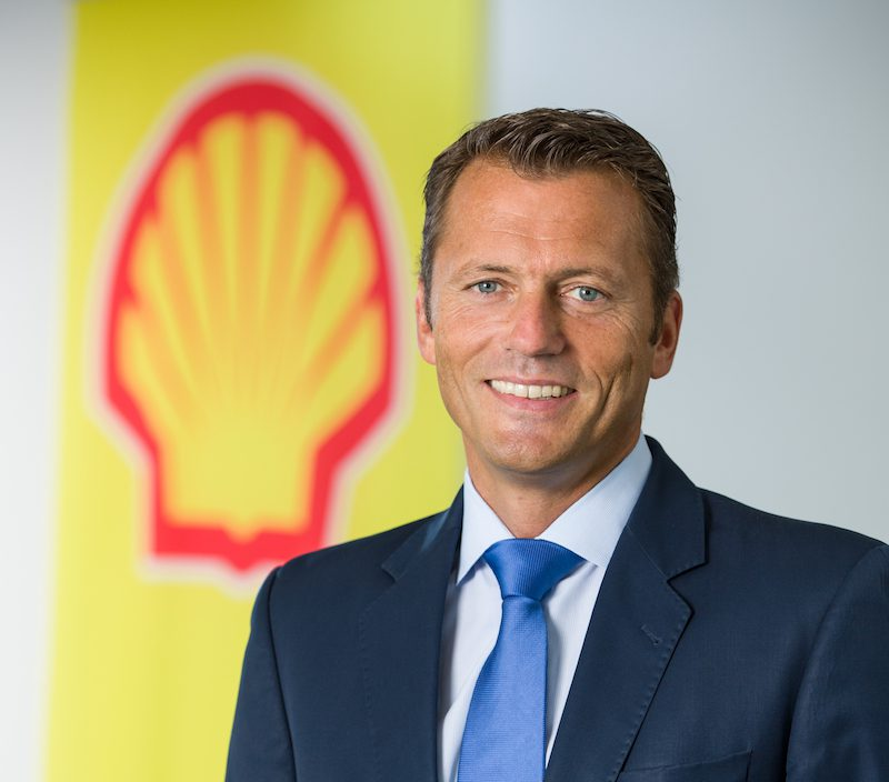 Eric Shambroom Photography; Global General Manager Marine; Jan Toschka; Shell International