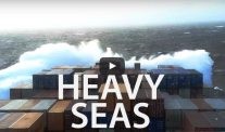 Life at Sea Vlog: Bad Weather in North Atlantic