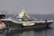 China Welcomes Onlookers as Aircraft Carrier Skirts Japan