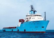 Sunken Maersk Supply Vessels Located Off France
