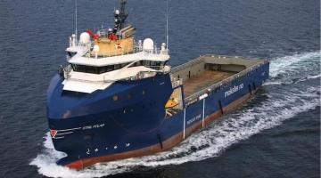 PSV 'Stril Polar' is First Norwegian Vessel to Comply with New IMO Polar Code