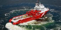 Farstad AHTS' Land Offshore Fish Farm Contract