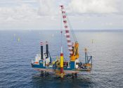 Van Oord Hired to Build Belgium's Largest Offshore Wind Farm