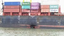 Oil Spill Response Continues in Singapore After Containerships Collide