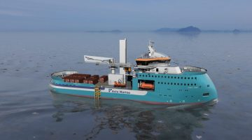 Ulstein Announces Shipbuilding Deals