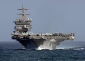 U.S. Navy Decommissions USS Enterprise, the World's First Nuclear-Powered Aircraft Carrier
