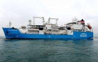 World's First Purpose-Built LNG Bunkering Vessel Delivered