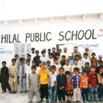 Green Crescent Trust Establishes a School in Nooriabad, Dist. Jamshoro Sindh