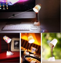 Qoo10 - Brand New Unique LED Creative Coffee Cup Table ...