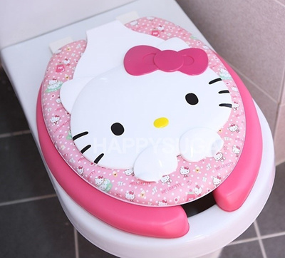 Qoo10 - HK DUAL POTTY SEAT  Baby  Maternity - hello kitty potty