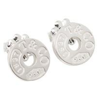 Qoo10 - Tiffany TIFFANY & Co. Pierced Tiffany earrings ...