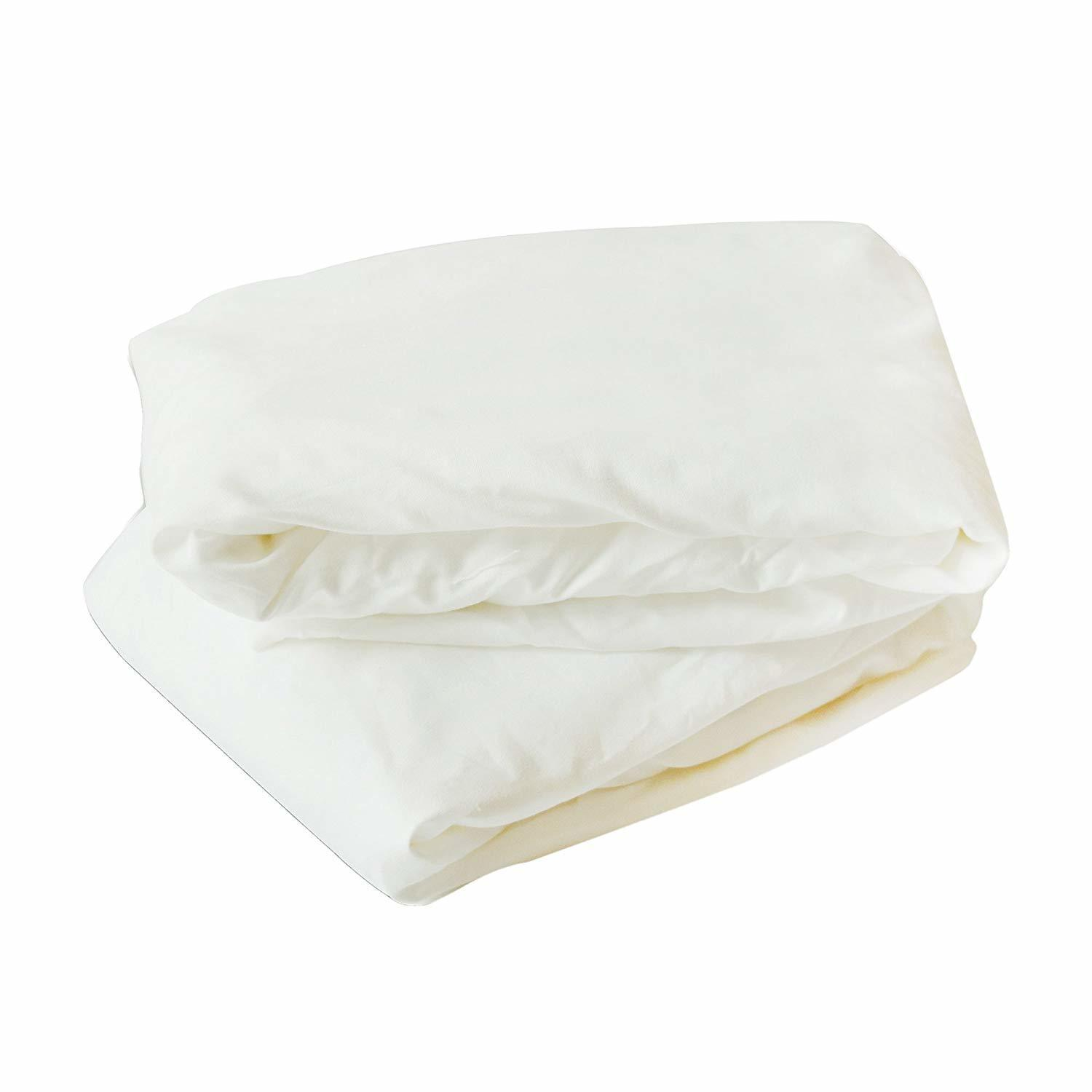 Baby Bassinet Linen Ingenuityingenuity Foldaway Rocking Bassinet Sheet 2 Pack White