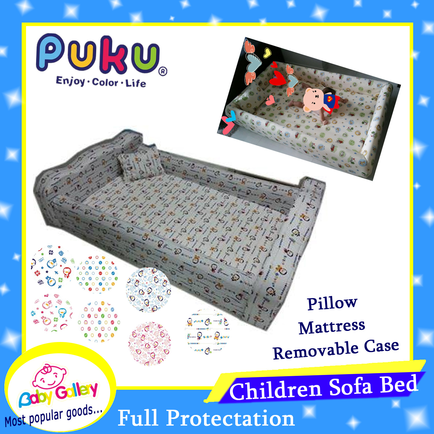 Toddler Mattress Vs Baby Mattress Qoo10 Sofa Bed Baby Maternity