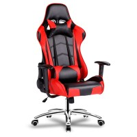 Qoo10 - eSports Gaming Chair [Aluminium Base] FREE Razer ...
