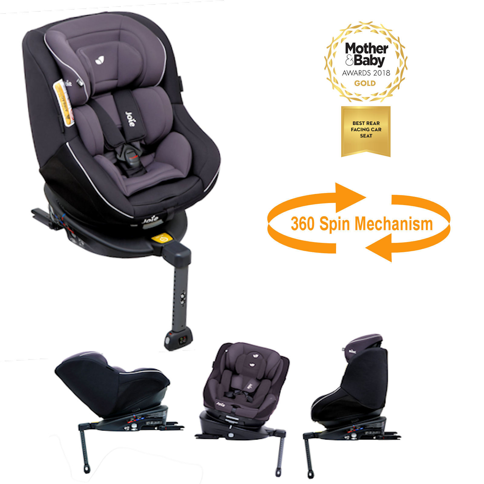 Joie Baby Head Office Qoo10 Joie Spin 360 Baby Maternity