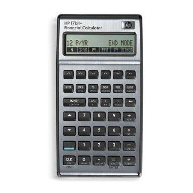 Qoo10 - HP 17BII Financial Calculator  Baby  Maternity