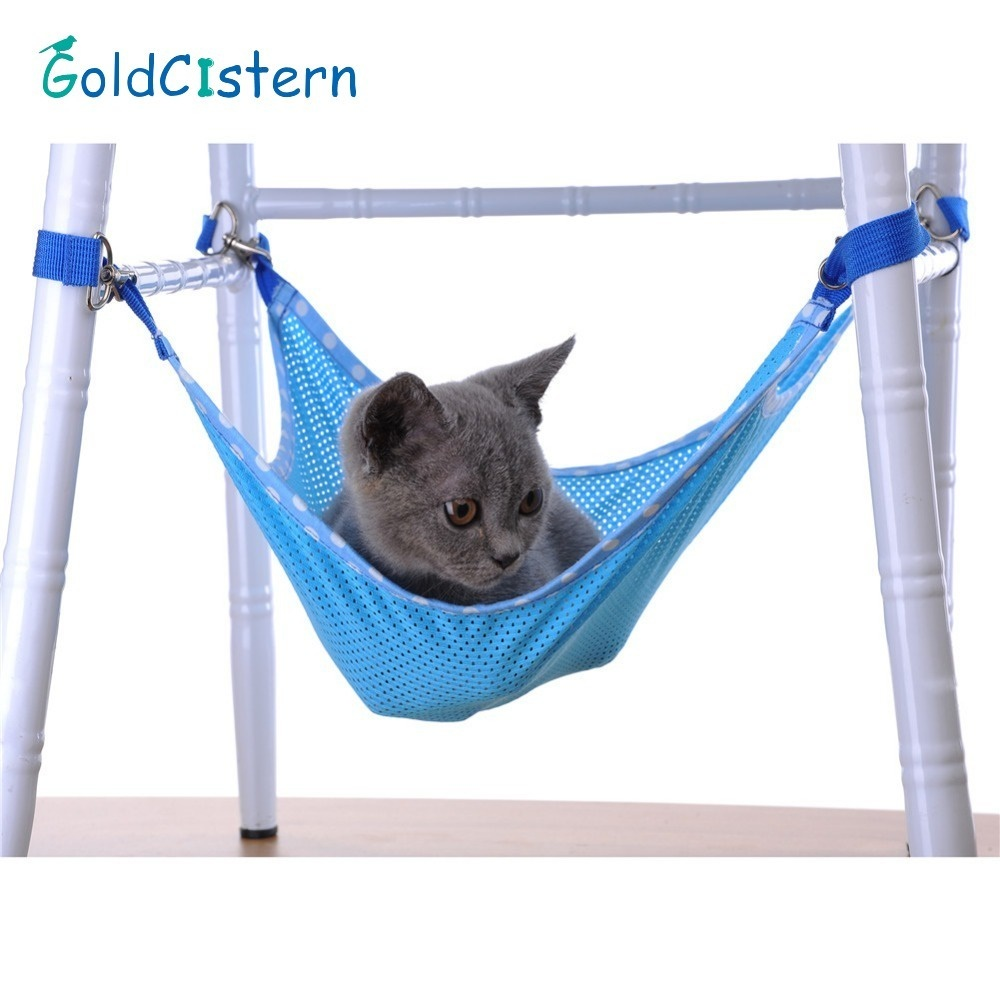 Pet Carrier On Sale Hot Sale Pet Seat Dog Cat Carrier Beds Mat Cage Hanging Chair Breathable Mesh Hammock Cushion Protec