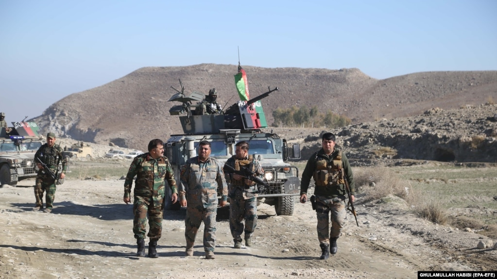 The fighting, in which 17 members of the Afghan troops were also wounded, took place in the eastern Nangarhar Province. (file photo)