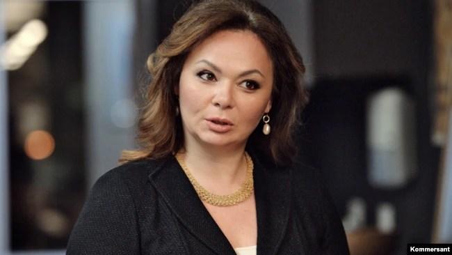 Rusiyalı vəkil Natalya Veselnitskaya
