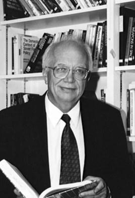 Sergei Khruschev (Photo courtesy Brown University)