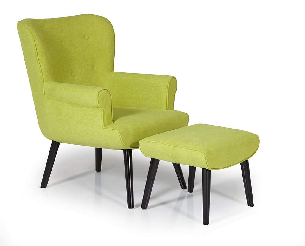 Bentwood Chairs Melbourne Serene Oban Occasional Chair In Green