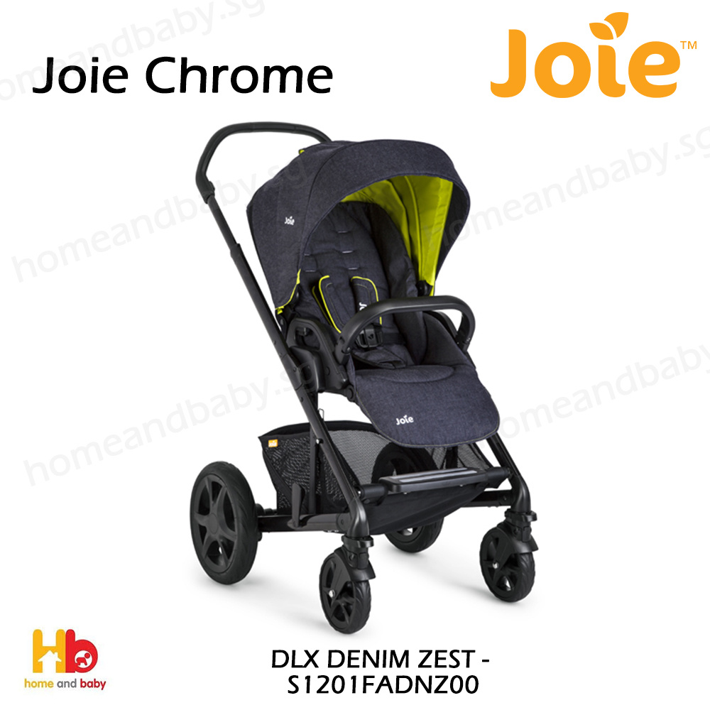 Travel System Joie Chrome Joie Chrome Outdoor Baby