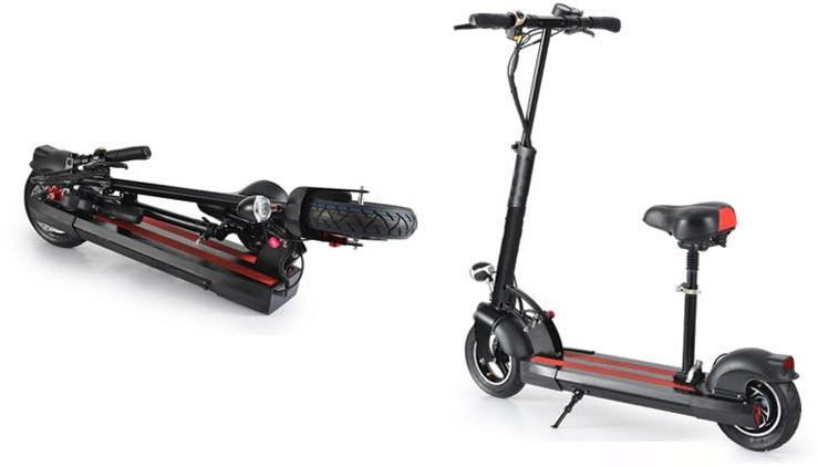 Passion Dash2 48v 500w Electric Scooter Compliant Pmd
