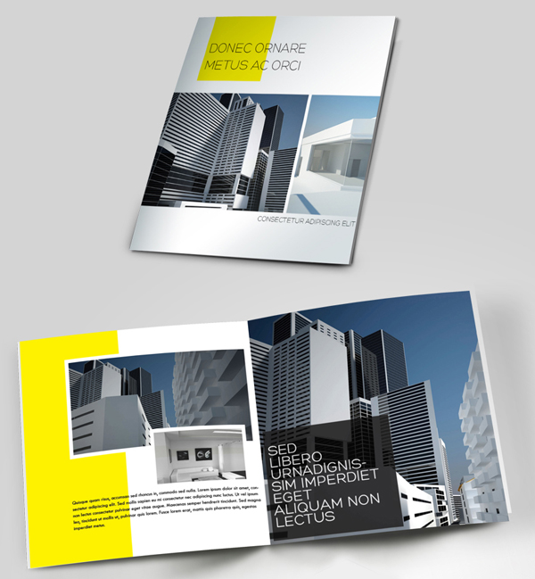 25 Brochure Designs Creative  Inspiring Inspiration Graphic