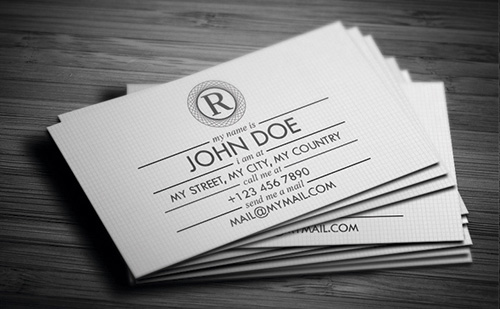 How to make your business card the best marketing tool? Articles