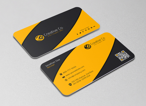 29 High Quality Creative  Unique Business Cards Design Graphic