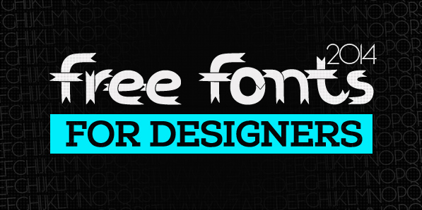 Fonts for Designers - Free Download Fonts Graphic Design Junction