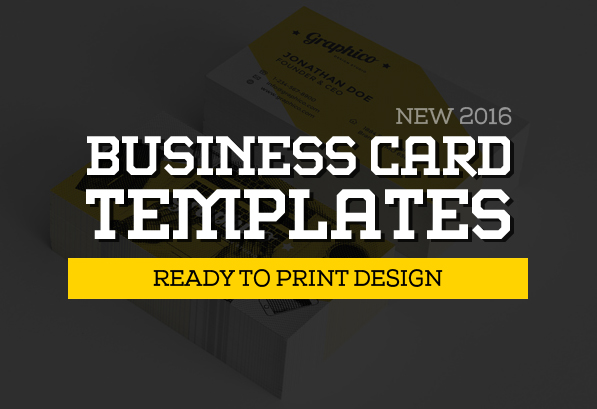 25 Professional Business Cards Template Designs Design Graphic - business card template design