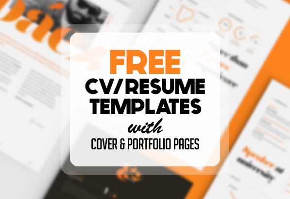 Free Resume Templates for 2017 Freebies Graphic Design Junction - Free Graphic Design Resume Templates