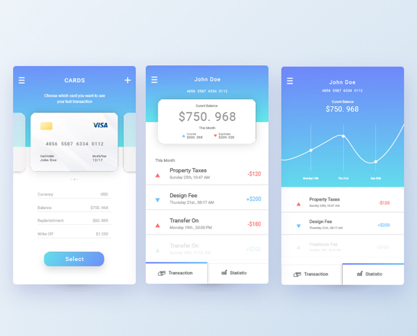 35 Modern Mobile App UI Design with Amazing User Experience