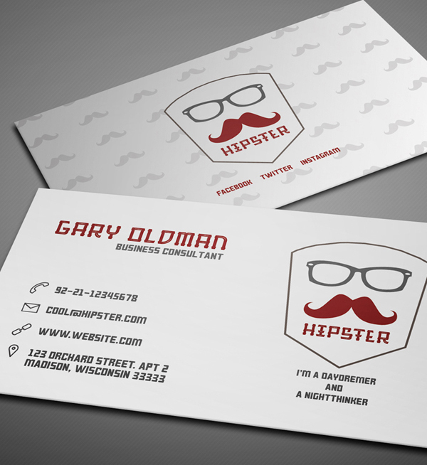 Free Business Card Templates Freebies Graphic Design Junction - business card template