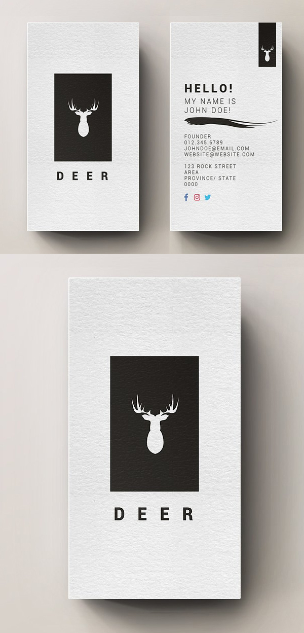80+ Best of 2017 Business Card Designs Design Graphic Design