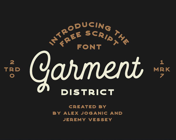 100 Greatest Free Fonts for 2018 Fonts Graphic Design Junction - modern logo fonts