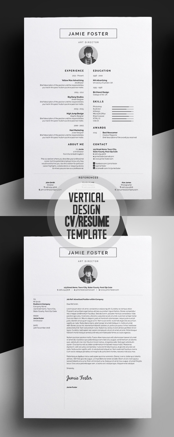 best graphic design resume samples