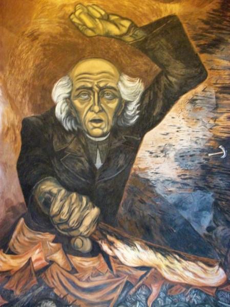 Destacado Pintor Muralista Mexicano