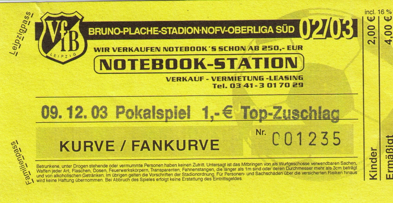 Notebook Station Leipzig Oberliga Echoes Soccer In Post Wende Leipzig The Gdr Objectified