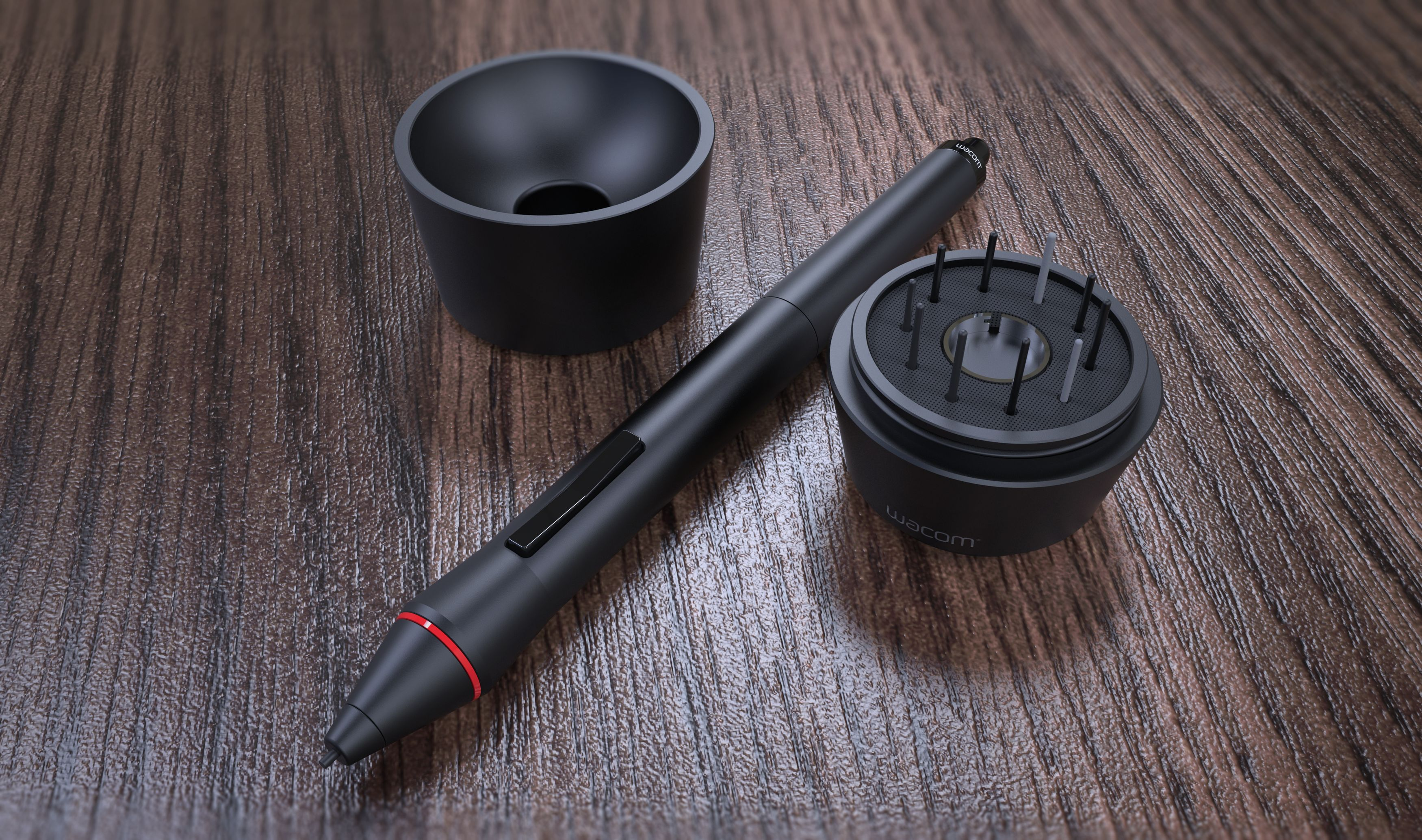 Pen Holders For Cars Wacom Pen And Holder Autodesk Online Gallery
